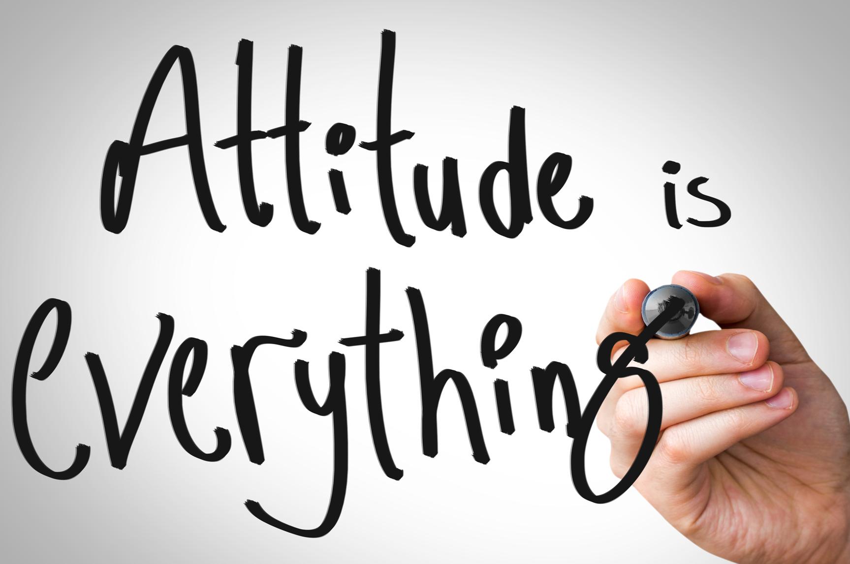 THÁI ĐỘ LÀ TẤT CẢ – Attitude Is Everything - Phạm Tiến Dũng