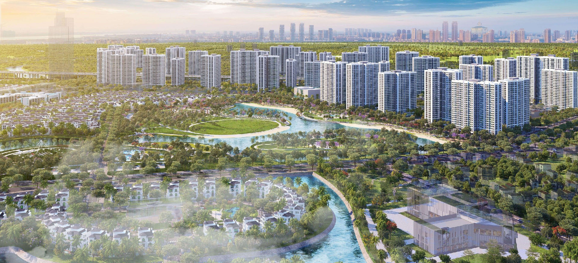 Vinhomes Grand Park - Siêu Thành Phố của Thời Đại - Đông Tây Realty