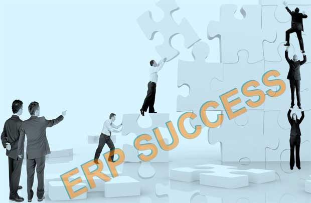 5 bước để triển khai thành công ERP