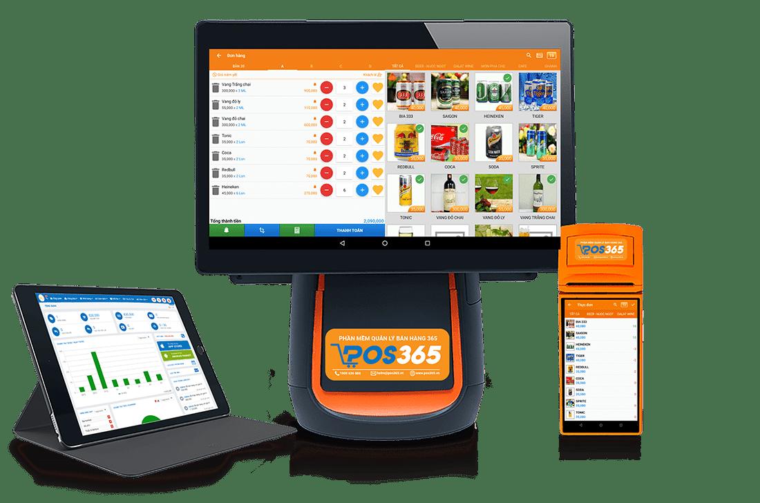 POS365 - Giải pháp quản lý, order, thanh toán nhà hàng hiện đại