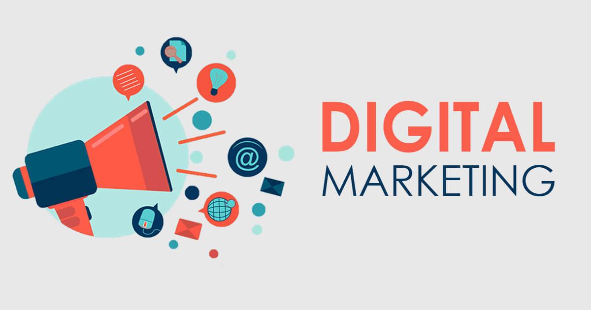 Kết quả hình ảnh cho digital marketing bao gồm những gì