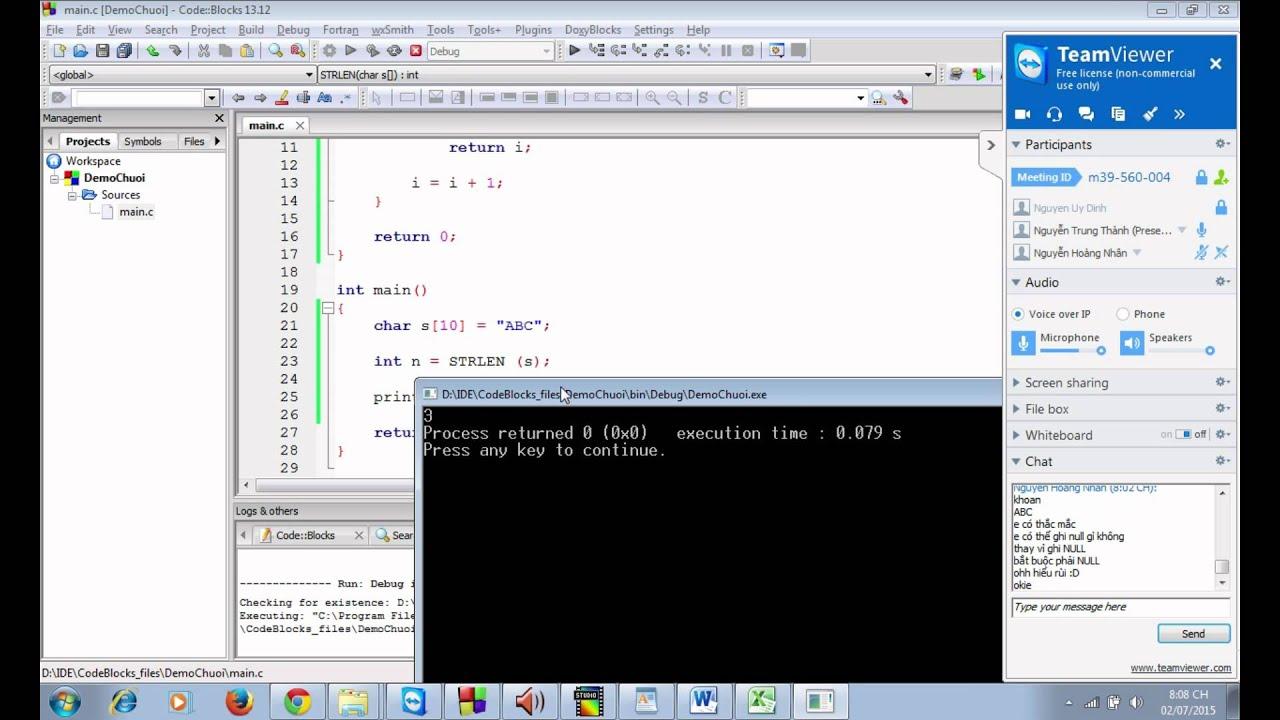 Mục tiêucủa học lập trình C làm gì?