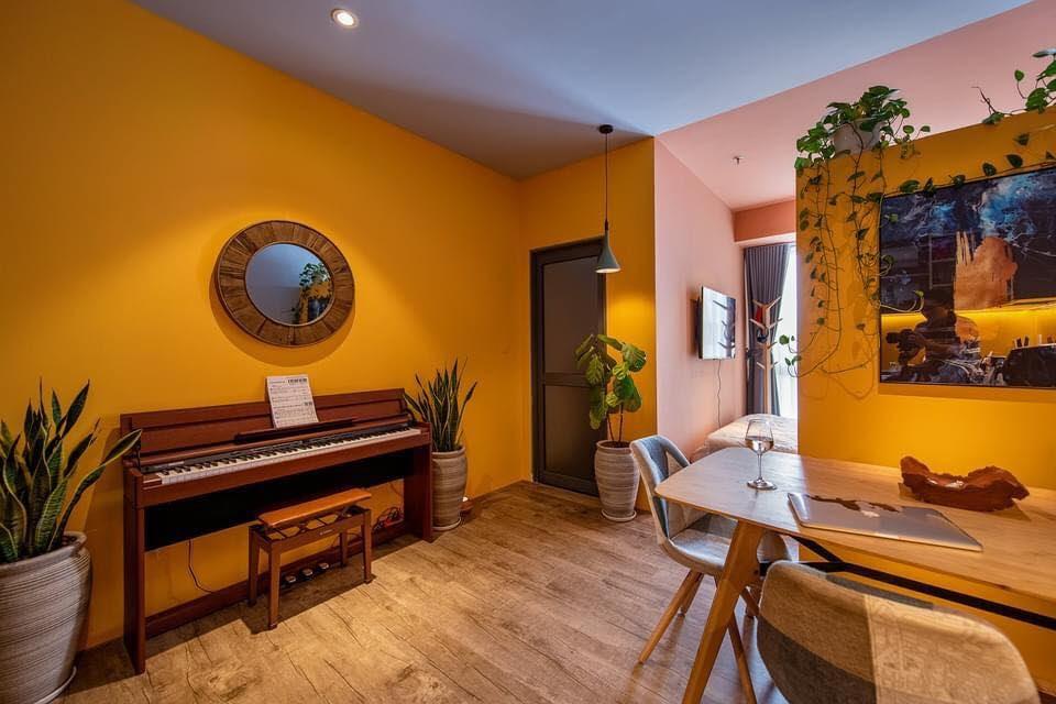 Thiết kế không gian mở thoáng đãng cho căn hộ nhỏ