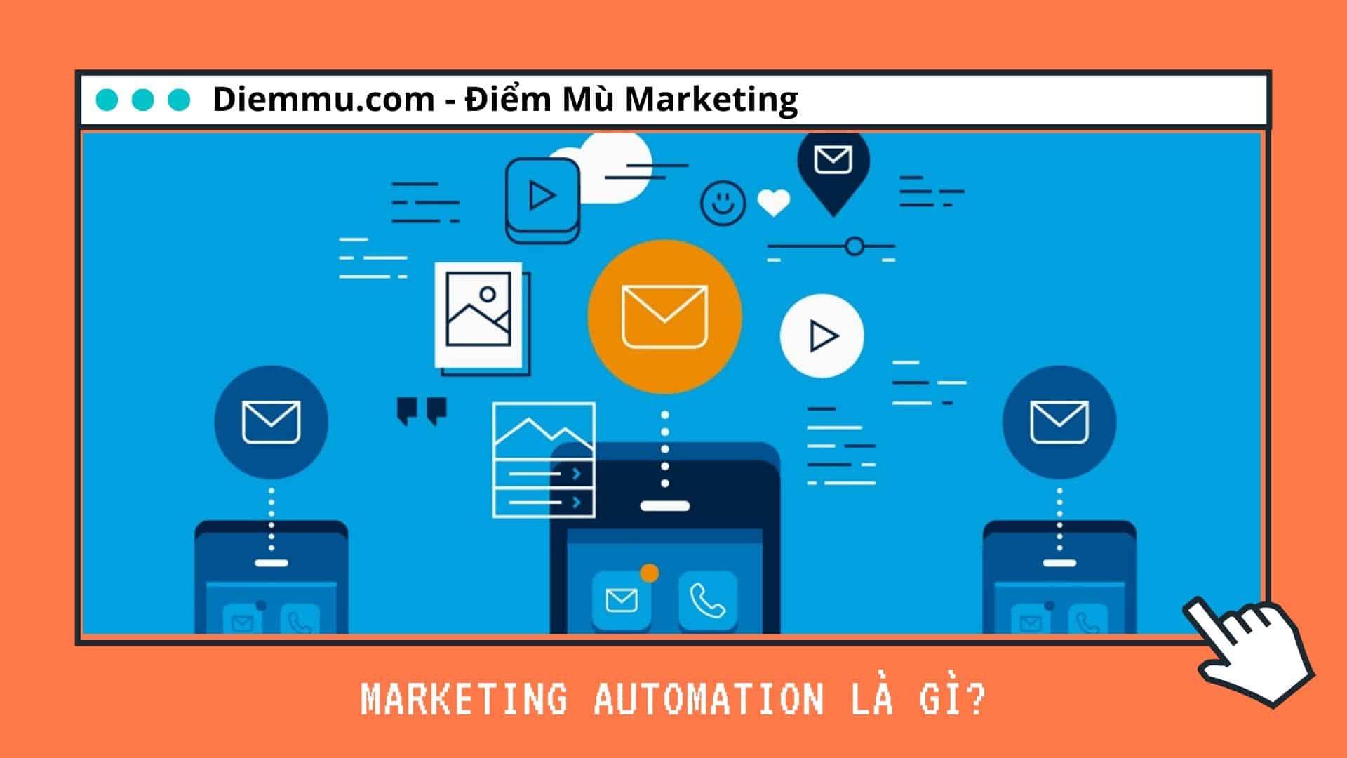 Marketing Automation Là Gì? Làm Sao Xây Dựng - Điểm Mù