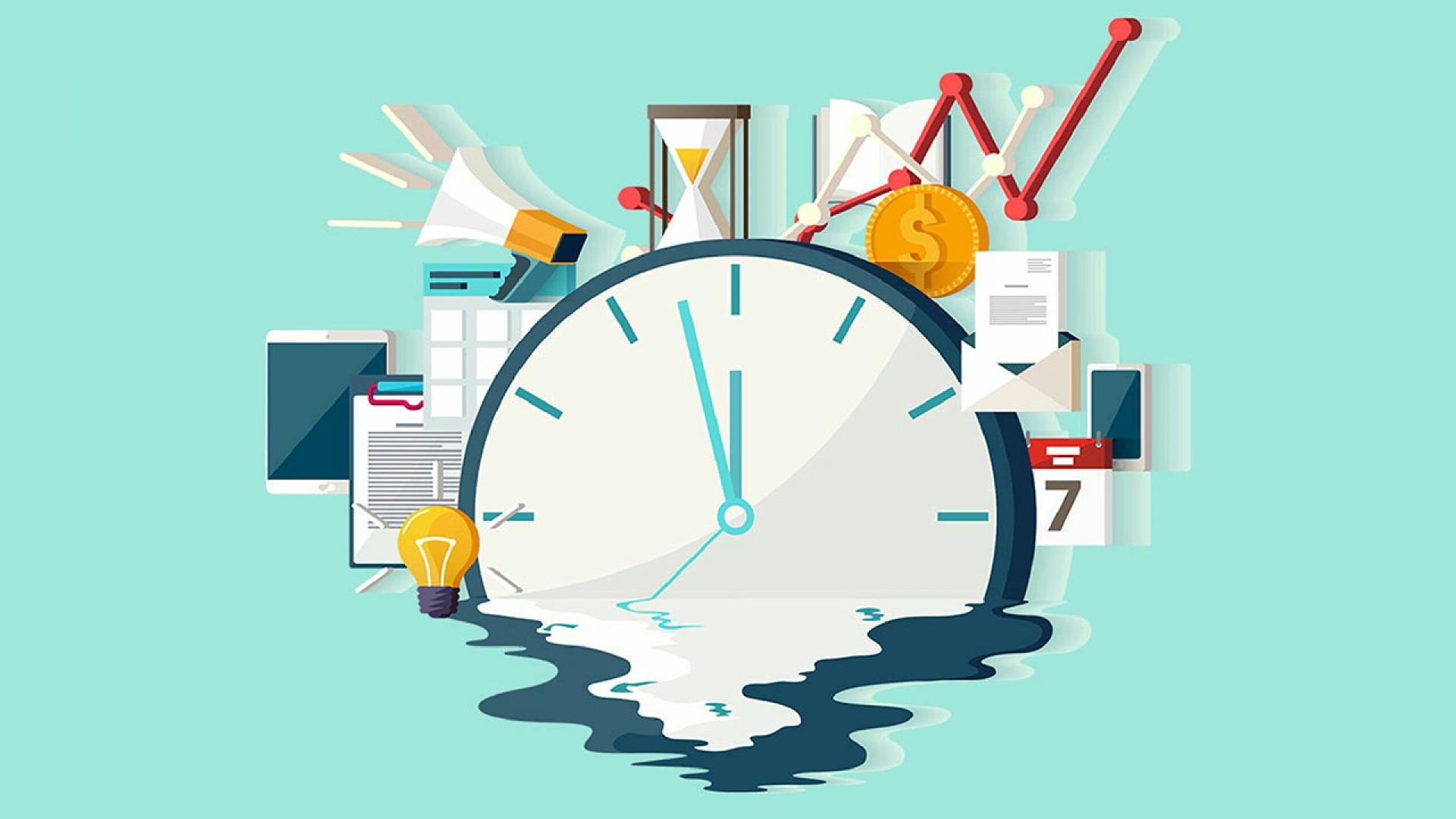 Kỹ năng quản lí thời gian - 11 phương pháp hiệu quả nhất! - Quản Lý kho