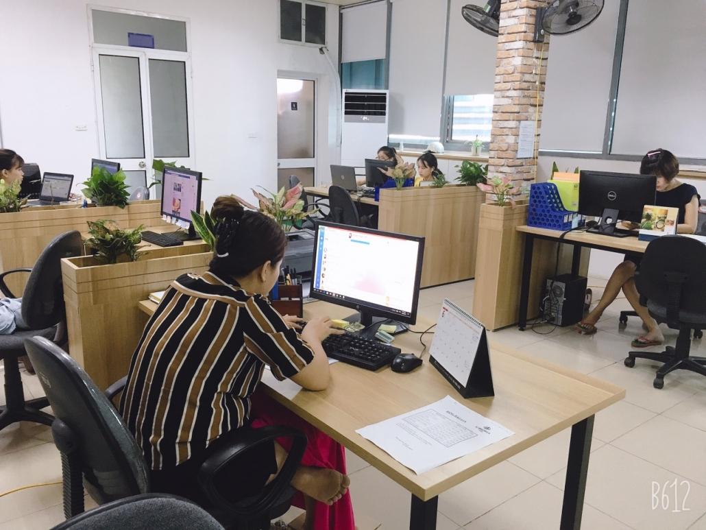 Tìm hiểu công việc của nhân viên văn phòng - Jobkorea