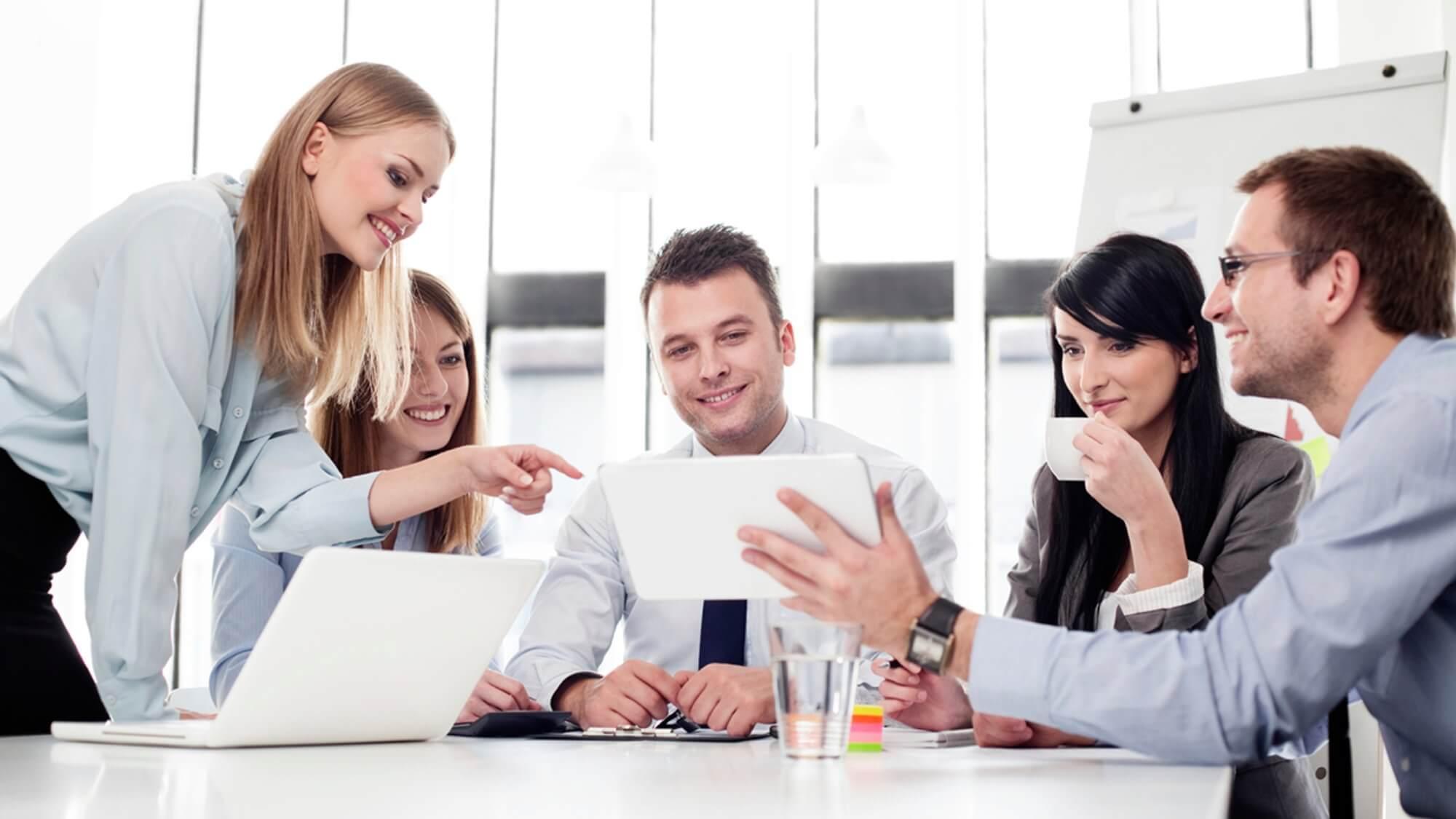 Nhân viên văn phòng : Mô tả công việc và chức năng - Thework.vn